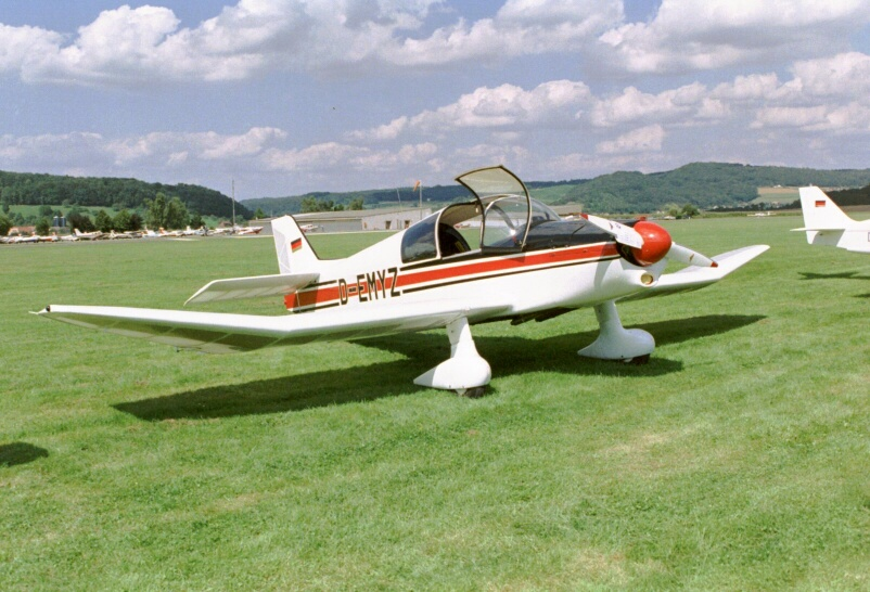 A list of the Jodel DR 100 series aircraft